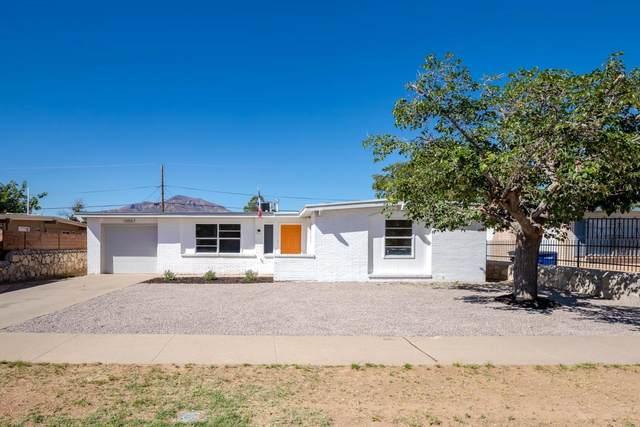 10557 Murphy Street, El Paso, TX 79924 (MLS #853602) :: The Purple House Real Estate Group