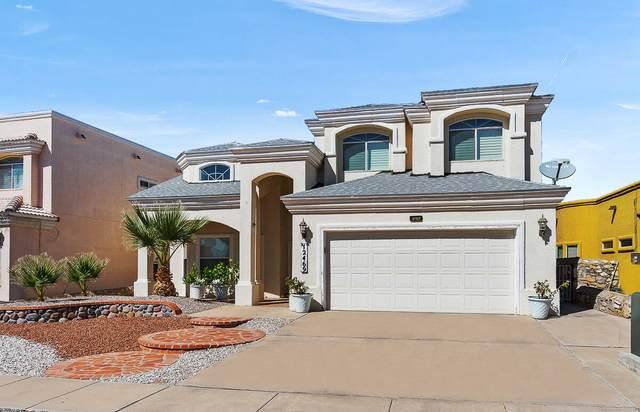 12469 Tierra Espada Drive, El Paso, TX 79938 (MLS #853608) :: The Purple House Real Estate Group