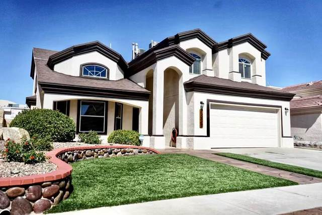 12317 Tierra Limpia Drive, El Paso, TX 79938 (MLS #853611) :: The Purple House Real Estate Group