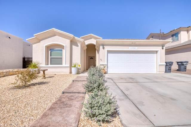 13981 Flora Vista Avenue, El Paso, TX 79928 (MLS #853616) :: The Matt Rice Group