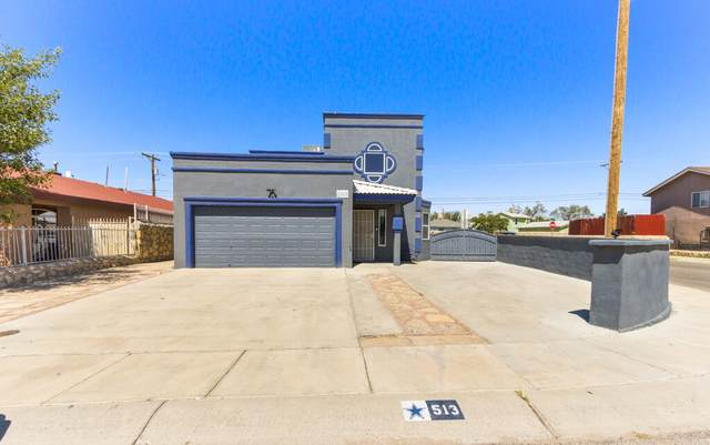 513 Valle Calido Drive, Socorro, TX 79927 (MLS #853617) :: Preferred Closing Specialists
