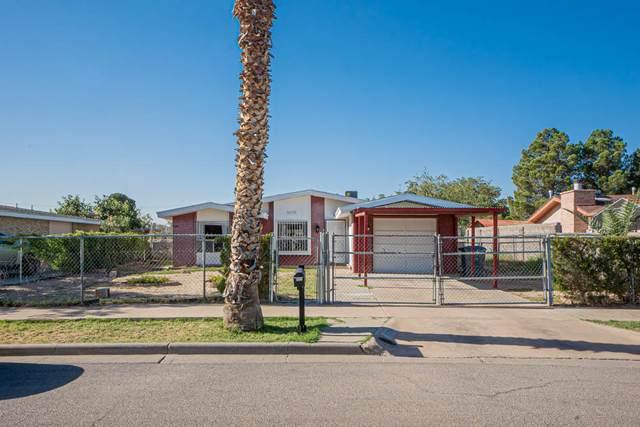 9338 Sorbonne Drive, El Paso, TX 79907 (MLS #853619) :: The Purple House Real Estate Group