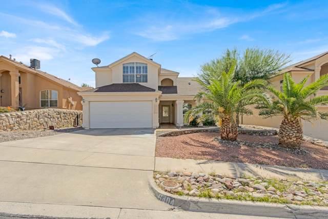 6404 Dakota Ridge, El Paso, TX 79912 (MLS #853623) :: The Purple House Real Estate Group