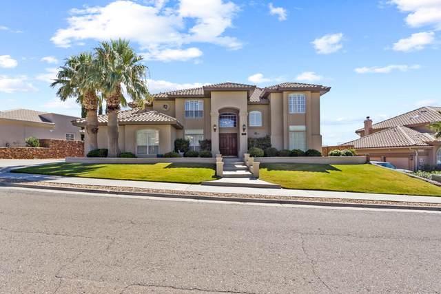 6376 La Posta Drive, El Paso, TX 79912 (MLS #853629) :: The Matt Rice Group