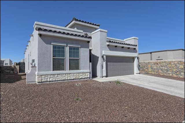1157 Potterton Place, El Paso, TX 79928 (MLS #853630) :: The Purple House Real Estate Group