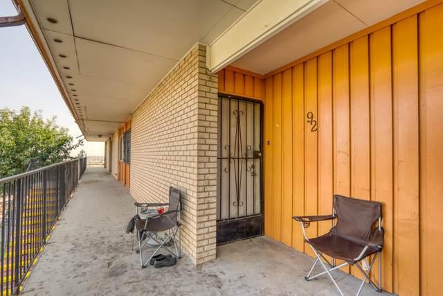 6400 Edgemere Boulevard #92, El Paso, TX 79925 (MLS #853633) :: The Purple House Real Estate Group