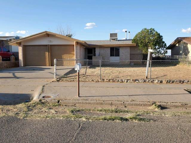 10692 Palomino Street, El Paso, TX 79924 (MLS #853636) :: The Matt Rice Group