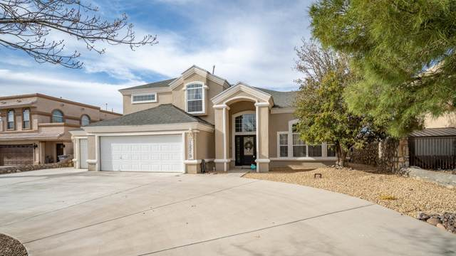 12219 Chisholm Pass Drive, El Paso, TX 79936 (MLS #853637) :: The Purple House Real Estate Group