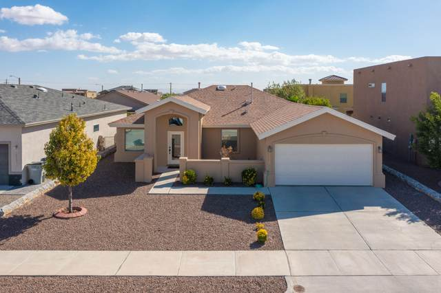 11348 Bar Ranch Court, El Paso, TX 79934 (MLS #853638) :: The Matt Rice Group