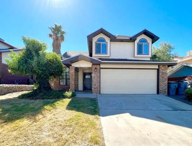 7152 Feather Hawk Drive, El Paso, TX 79912 (MLS #853639) :: The Matt Rice Group