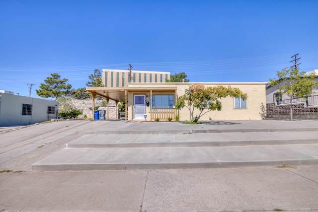 943 N Clark Drive, El Paso, TX 79905 (MLS #853641) :: The Matt Rice Group