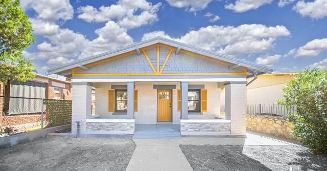 4204 Pershing Drive, El Paso, TX 79903 (MLS #853643) :: The Matt Rice Group