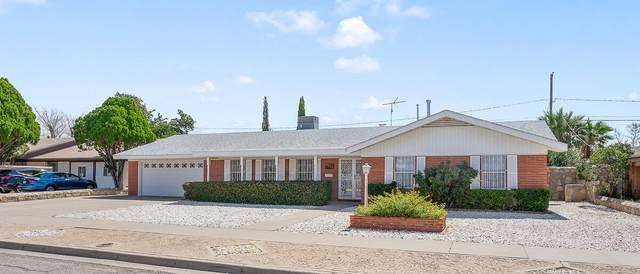8604 Hopewell Drive, El Paso, TX 79925 (MLS #853646) :: Jackie Stevens Real Estate Group