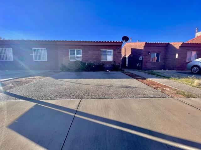 11048 Splendor Court, El Paso, TX 79936 (MLS #853648) :: The Matt Rice Group