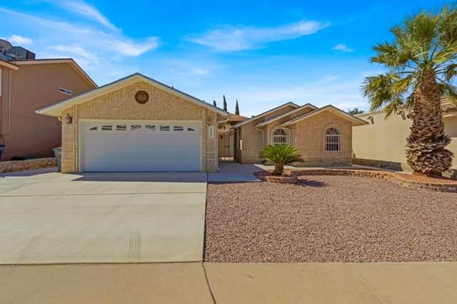 2053 Thunder Ridge Drive, El Paso, TX 79938 (MLS #853649) :: Summus Realty