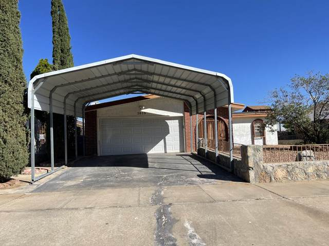 5829 Clydesdale Drive, El Paso, TX 79924 (MLS #853652) :: The Matt Rice Group