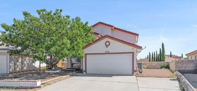 5564 Rick Husband Drive, El Paso, TX 79934 (MLS #853654) :: The Matt Rice Group