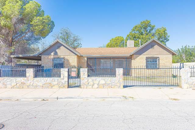 111 Anita Cir Circle, El Paso, TX 79905 (MLS #853667) :: The Purple House Real Estate Group