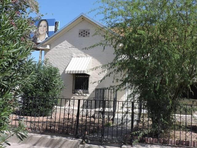 310 N San Marcial Street, El Paso, TX 79905 (MLS #853668) :: The Matt Rice Group