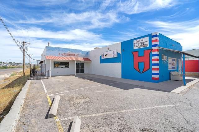 13360 Horizon Boulevard, El Paso, TX 79928 (MLS #853670) :: The Matt Rice Group