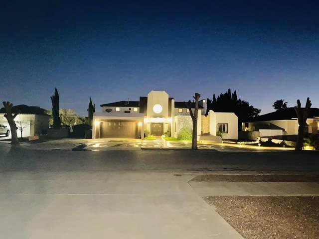 658 Katherine Court, El Paso, TX 79932 (MLS #853675) :: Mario Ayala Real Estate Group