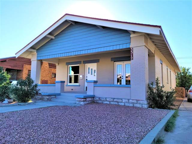 3312 Pershing Drive, El Paso, TX 79903 (MLS #853679) :: The Purple House Real Estate Group