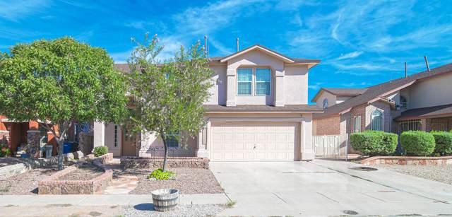 12445 Tierra Laurel Drive, El Paso, TX 79938 (MLS #853680) :: The Matt Rice Group