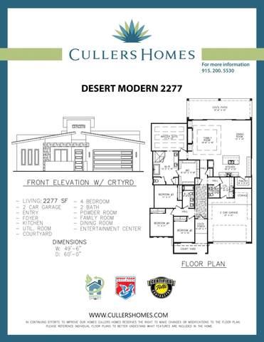 7359 Mule Team Drive, El Paso, TX 79911 (MLS #853687) :: Red Yucca Group