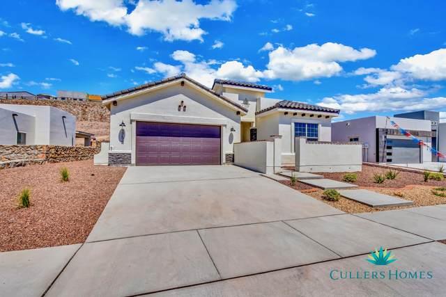 7343 Mule Team Drive, El Paso, TX 79911 (MLS #853691) :: Red Yucca Group