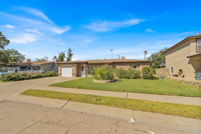 1213 Elmhurst Drive, El Paso, TX 79925 (MLS #853692) :: Preferred Closing Specialists