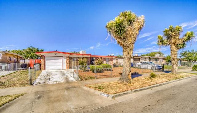 10409 Sigma Street, El Paso, TX 79924 (MLS #853698) :: Jackie Stevens Real Estate Group