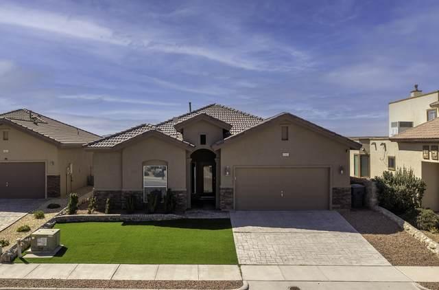 6963 Canyon Ridge Way, El Paso, TX 79912 (MLS #853699) :: Mario Ayala Real Estate Group