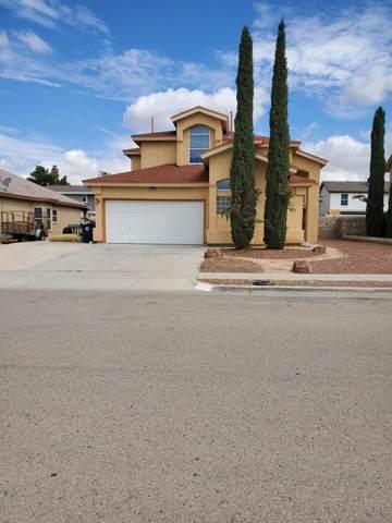 12457 Tierra Sauz Drive, El Paso, TX 79938 (MLS #853702) :: Preferred Closing Specialists