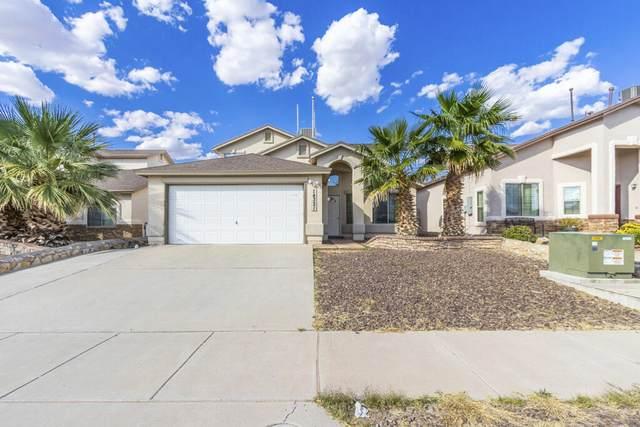 14321 Andre Agassi Drive, El Paso, TX 79938 (MLS #853704) :: Mario Ayala Real Estate Group