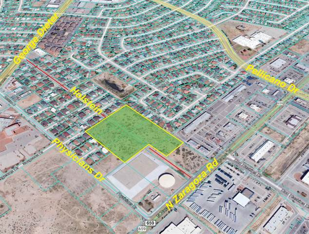 12002 Holstein Road, El Paso, TX 79936 (MLS #853711) :: Mario Ayala Real Estate Group