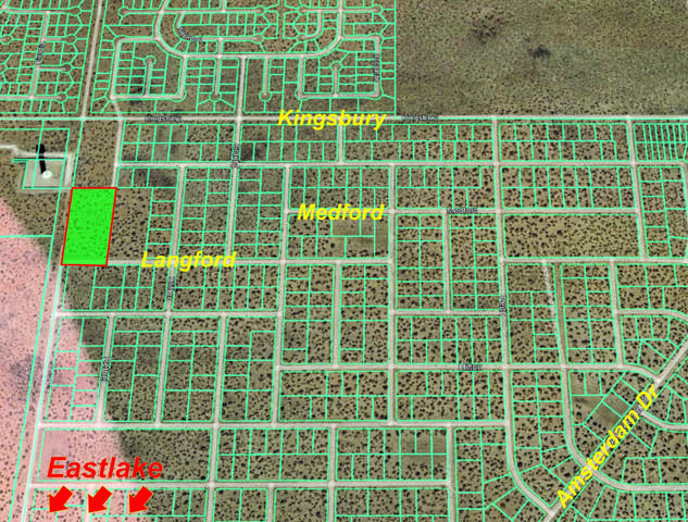 1 Langford, El Paso, TX 79928 (MLS #853712) :: The Matt Rice Group