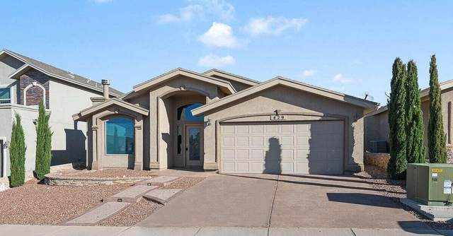 429 Bells Corner Avenue, El Paso, TX 79932 (MLS #853713) :: The Matt Rice Group