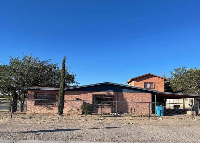 211 Nonap Road, El Paso, TX 79928 (MLS #853716) :: Preferred Closing Specialists