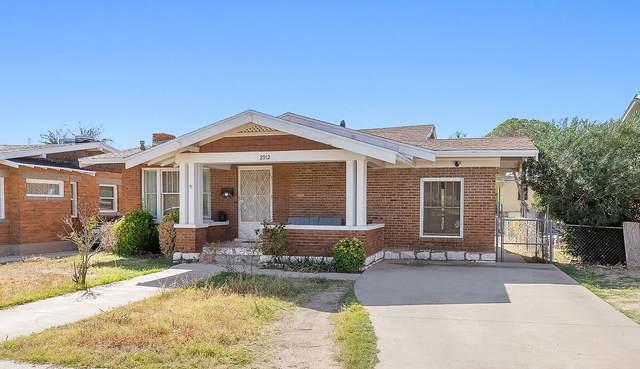2912 Copper Avenue, El Paso, TX 79930 (MLS #853719) :: Preferred Closing Specialists