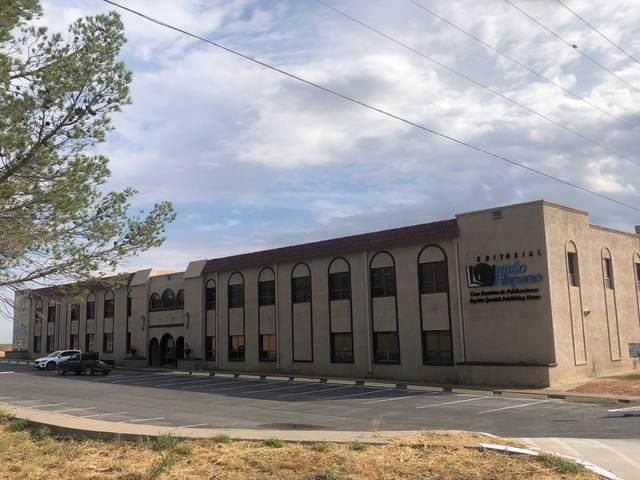 7000 Alabama Street, El Paso, TX 79904 (MLS #853723) :: Preferred Closing Specialists