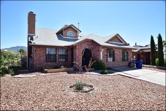 1112 Desierto Seco Drive, El Paso, TX 79912 (MLS #853725) :: Jackie Stevens Real Estate Group