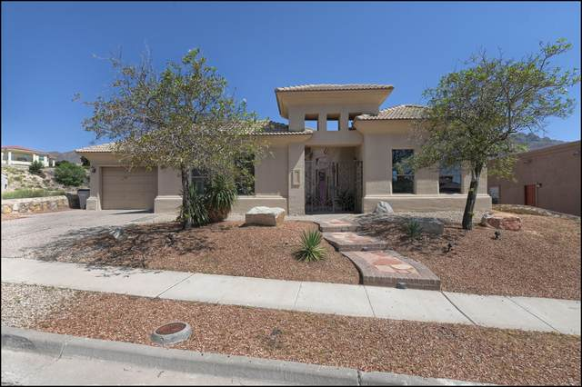 1254 Franklin Raven Place, El Paso, TX 79912 (MLS #853727) :: The Purple House Real Estate Group