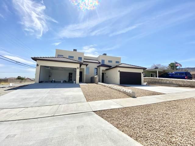 3534 Thomason Avenue, El Paso, TX 79904 (MLS #853730) :: The Purple House Real Estate Group