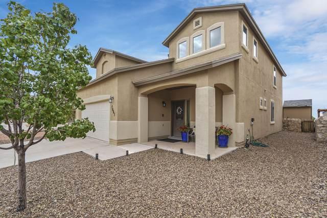 7661 Mundy Creek Drive, El Paso, TX 79911 (MLS #853732) :: The Purple House Real Estate Group