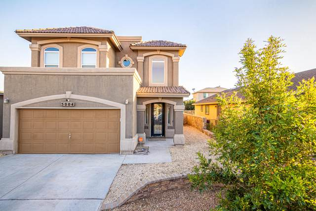 5004 Gold Ranch Avenue, El Paso, TX 79934 (MLS #853733) :: The Purple House Real Estate Group