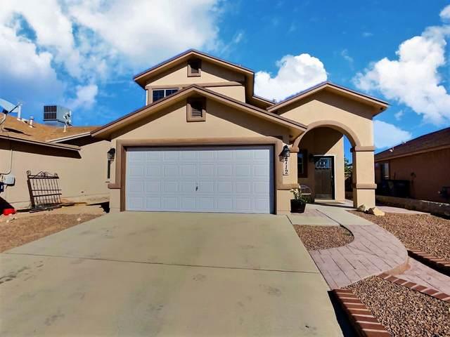 2712 Granite Rock Place, El Paso, TX 79938 (MLS #853737) :: The Matt Rice Group