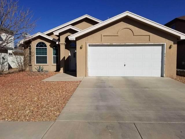 12713 Tierra Pueblo Drive, El Paso, TX 79938 (MLS #853741) :: The Matt Rice Group
