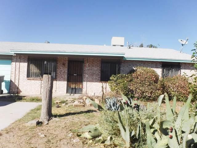 11413 Jack Cupit Lane, El Paso, TX 79936 (MLS #853759) :: The Matt Rice Group