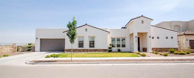 1665 Lark Bunting Lane, El Paso, TX 79911 (MLS #853762) :: The Matt Rice Group