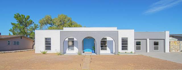 14865 Holden Circle, El Paso, TX 79928 (MLS #853767) :: The Matt Rice Group